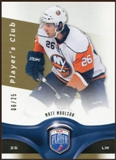2009/10 Upper Deck Be A Player Player's Club #124 Matt Moulson /25