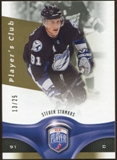 2009/10 Upper Deck Be A Player Player's Club #131 Steven Stamkos /25