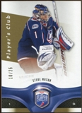 2009/10 Upper Deck Be A Player Player's Club #135 Steve Mason /25
