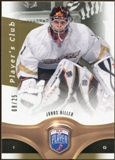 2009/10 Upper Deck Be A Player Player's Club #138 Jonas Hiller 8/25
