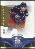2009/10 Upper Deck Be A Player Player's Club #143 Derick Brassard 10/25
