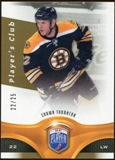 2009/10 Upper Deck Be A Player Player's Club #148 Shawn Thornton 22/25