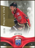 2009/10 Upper Deck Be A Player Player's Club #150 Matt Stajan 12/25