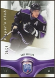 2009/10 Upper Deck Be A Player Player's Club #155 Anze Kopitar 25/25