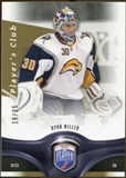 2009/10 Upper Deck Be A Player Player's Club #159 Ryan Miller /25