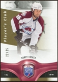 2009/10 Upper Deck Be A Player Player's Club #161 Darcy Tucker 22/25