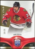 2009/10 Upper Deck Be A Player Player's Club #167 Adam Burish 25/25