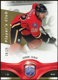 2009/10 Upper Deck Be A Player Player's Club #169 Jarome Iginla 16/25