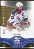 2009/10 Upper Deck Be A Player Player's Club #173 Chris Drury /25