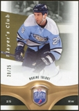 2009/10 Upper Deck Be A Player Player's Club #177 Maxime Talbot 20/25