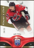 2009/10 Upper Deck Be A Player Player's Club #183 Mike Fisher 24/25