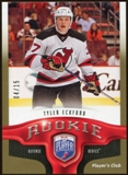 2009/10 Upper Deck Be A Player Player's Club #205 Tyler Eckford 4/15