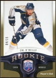 2009/10 Upper Deck Be A Player Player's Club #212 Cal O'Reilly 4/15