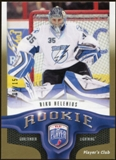 2009/10 Upper Deck Be A Player Player's Club #228 Riku Helenius 6/15