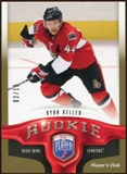 2009/10 Upper Deck Be A Player Player's Club #246 Ryan Keller /15