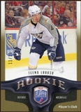 2009/10 Upper Deck Be A Player Player's Club #249 Teemu Laakso 11/15