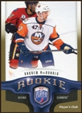 2009/10 Upper Deck Be A Player Player's Club #265 Andrew MacDonald 6/15