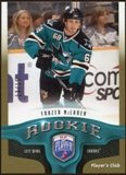 2009/10 Upper Deck Be A Player Player's Club #272 Frazer McLaren 13/15