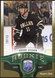 2009/10 Upper Deck Be A Player Player's Club #277 Aaron Gagnon 10/15