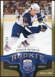 2009/10 Upper Deck Be A Player Player's Club #291 Spencer Machacek 10/15