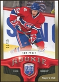 2009/10 Upper Deck Be A Player Player's Club #292 Tom Pyatt /15
