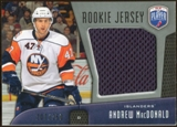 2009/10 Upper Deck Be A Player Rookie Jerseys #RJAM Andrew MacDonald /250