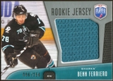 2009/10 Upper Deck Be A Player Rookie Jerseys #RJBF Benn Ferriero /250