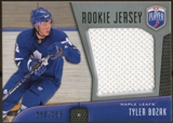 2009/10 Upper Deck Be A Player Rookie Jerseys #RJBO Tyler Bozak /250