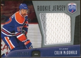 2009/10 Upper Deck Be A Player Rookie Jerseys #RJCM Colin McDonald /250