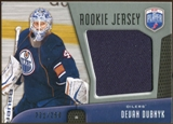 2009/10 Upper Deck Be A Player Rookie Jerseys #RJDD Devan Dubnyk /250