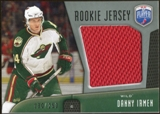 2009/10 Upper Deck Be A Player Rookie Jerseys #RJDI Danny Irmen /250