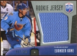 2009/10 Upper Deck Be A Player Rookie Jerseys #RJEK Evander Kane /250