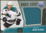 2009/10 Upper Deck Be A Player Rookie Jerseys #RJJD Jason Demers /250