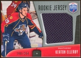 2009/10 Upper Deck Be A Player Rookie Jerseys #RJKE Keaton Ellerby /250