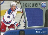 2009/10 Upper Deck Be A Player Rookie Jerseys #RJMG Matt Gilroy /250