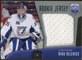 2009/10 Upper Deck Be A Player Rookie Jerseys #RJRH Riku Helenius /250