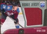 2009/10 Upper Deck Be A Player Rookie Jerseys #RJRS Ryan Stoa /250