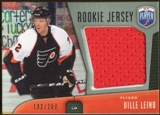 2009/10 Upper Deck Be A Player Rookie Jerseys #RJVL Ville Leino /250