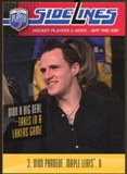 2009/10 Upper Deck Be A Player Sidelines #S8 Dion Phaneuf