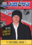 2009/10 Upper Deck Be A Player Sidelines #S56 Steven Stamkos