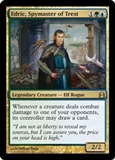 Magic the Gathering Commander Single Edric, Spymaster of Trest UNPLAYED (NM/MT)