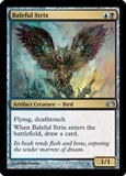 Magic the Gathering Planechase Single Baleful Strix UNPLAYED (NM/MT)