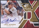 2009 SPx #GJALB Lance Berkman Game Patch Auto #13/23