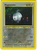 Pokemon Neo Discovery Single Magnemite 7/75