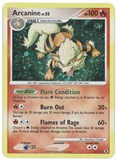 Pokemon Rising Rivals Single Arcanine 1/111