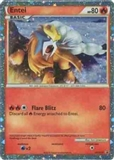 Pokemon HeartGold SoulSilver Single Entei Promo HGSS20