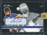 2008 Just Minors Just Autographs 09 Preview Autographs Black #4 Chris Davis /25