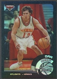 2002/03 Topps Chrome #131 Dan Dickau Rookie Black Border Refractor #42/99