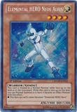 Yu-Gi-Oh Ra Mega Pack Single Elemental Hero Neos Alius Secret Rare