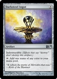 Magic the Gathering 2014 Single Darksteel Ingot Foil